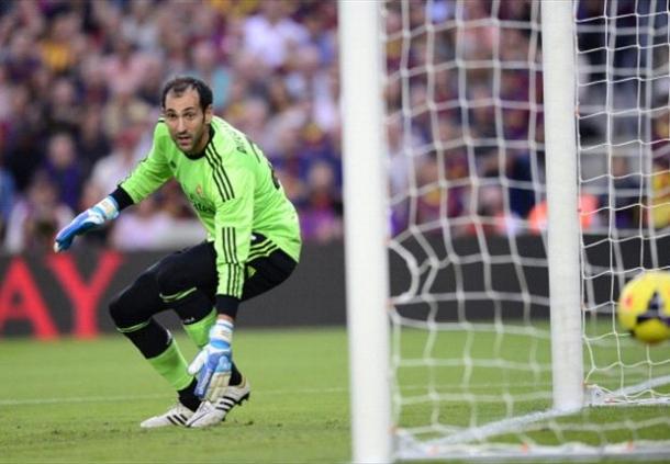 Diego Lopez Di Incar Manchester City Dan Borussia Dortmund