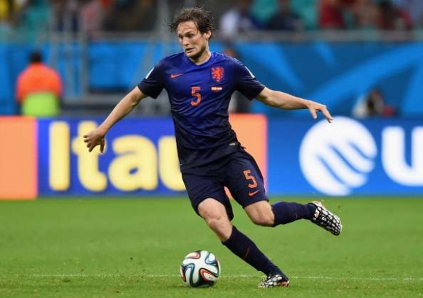 Manchester United Inginkan Daley Blind