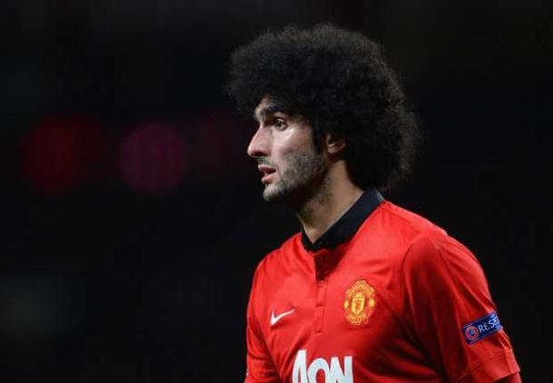 Maroane Fellaini Beri Penegasan AKan Tetap Di Manchester United