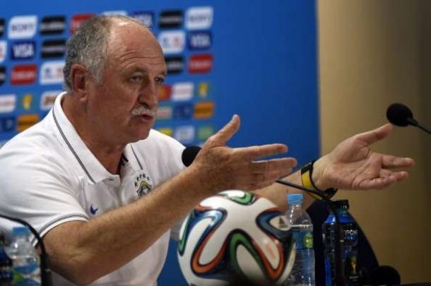 Luis Felipe Scolari Akui Neymar Tak Akan Berikan Perbedaan