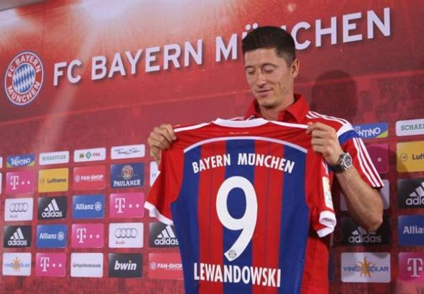 Robert Lewandowski Akan Jadikan Bayern Munich Batu Loncatan