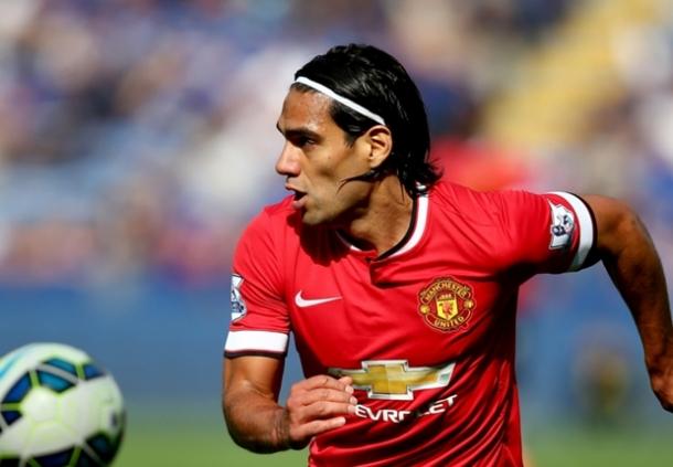 Radamel Falcao Statusnya Berubah Jadi Permanen Di Manchester United