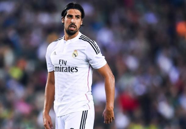 Nasib Sami Khedira Menggantung Di Real Madrid