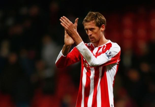 Peter Crouch Ingin Tetap Bertahan Dengan Stoke City