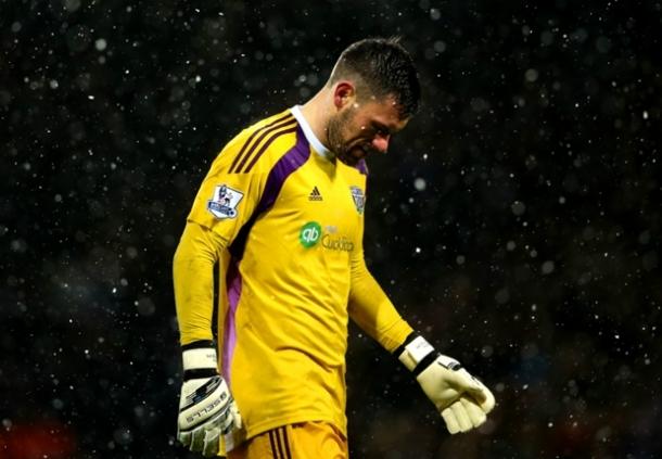 Ben Foster Mintaa Maaf Kepada Para Fans & Pemain Telah Kemasukan Gol Terakhir