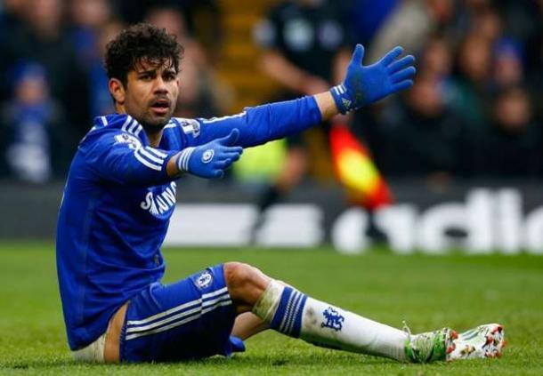 Jose Mourinho Belum Bisa Kabarkan Kondisi Diego Costa