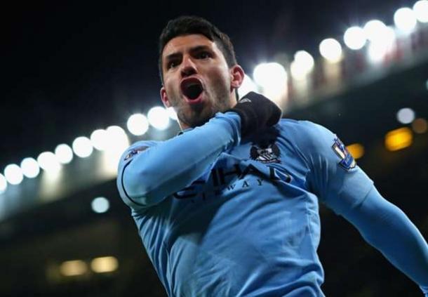 Sergo Aguero : Saya Sempat Merasa Gemetar Ketika Mencetak Gol Di Old Trafford