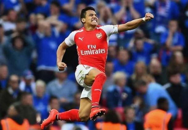 Arsene Wenger Kagum Dengan Alexis Sanchez