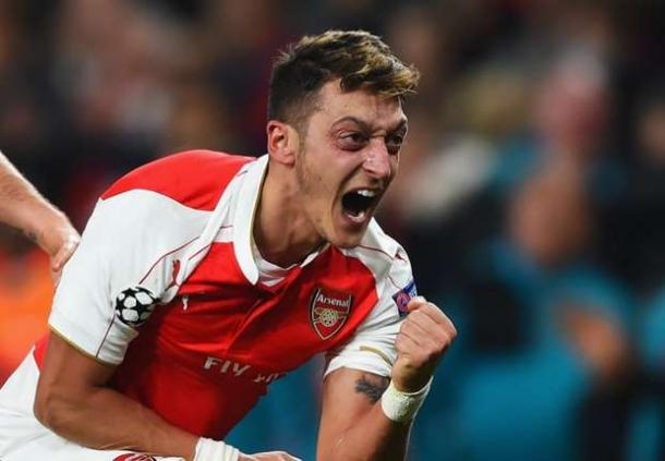 Arsene Wenger: Mesut Ozil Mulai Senang Mencetak Gol