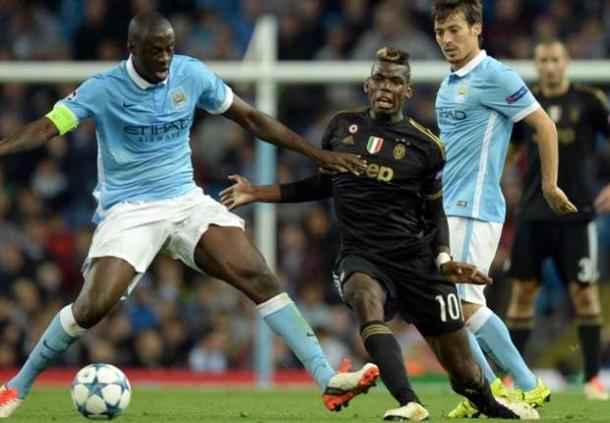 Juventus Lebih Difavoritkan Dari Manchester City