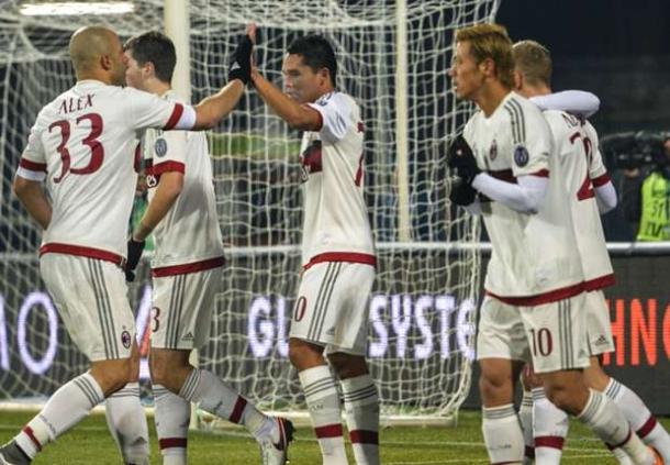 AC Milan Jadi Favorit Saat Kontra Klub Lega Pro
